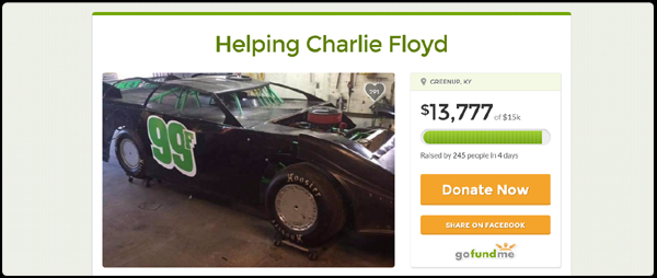Click to Donate to the Family of Charlie Floyd!